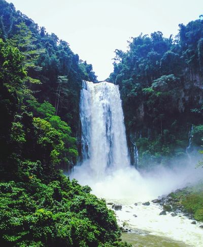 Maria Cristina falls. Waterfalls Enjoying Nature The Wanderer Things That Are Green