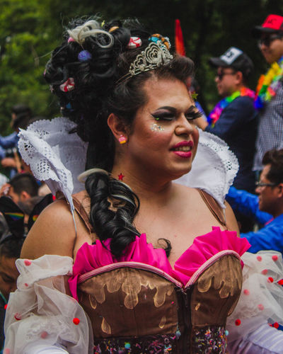 EyeEm EyeEm Best Edits EyeEm Best Shots EyeEm Selects EyeEm Gallery EyeEmNewHere Mexico Mexico City Celebration Costume Event Eye4photography  First Eyeem Photo Focus On Foreground Gay Leisure Activity Lgbt Lgbt Pride Lifestyles People Performance Pride Streetphotography Women The Portraitist - 2018 EyeEm Awards The Street Photographer - 2018 EyeEm Awards Love Is Love