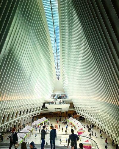 Oculus,Manhattan