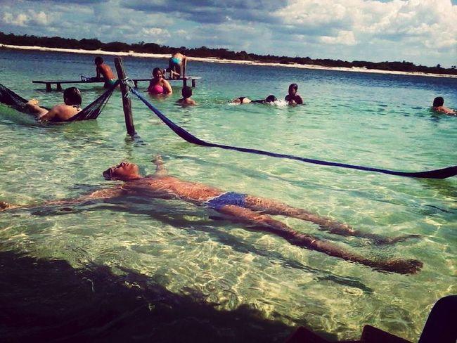 Liberdade...é a nossa imaginação Praia Un Momento De Paz Jericoacoara - CE Relaxing