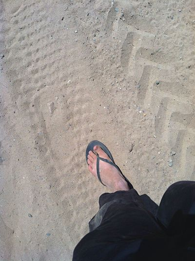 Open Edit Summer Summertime Looking Down Check This Out Walk Heat Sunny Day Hot Sand