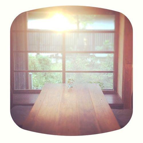 Cafe 古民家 窓辺 素敵空間