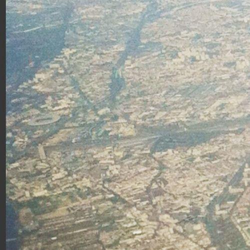 Paris, Stade De France, Brasil 3-0, Zidane ! Aïe. Saint Denis. 93 Hello World Taking Photos Paris From An Airplane Window