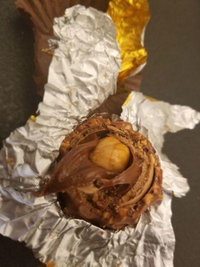 Chocolate♡ Chocolate And Nuts