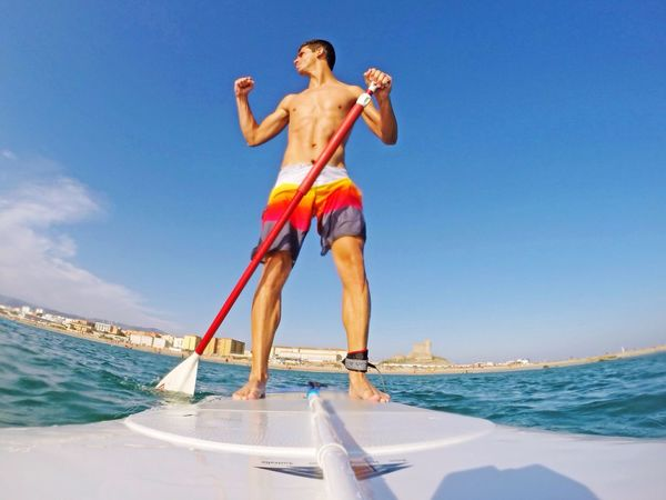 Sport Marcarichie Richie Water Paddlesurf Competition Beach Hot Summer Me Training Live Tarifa