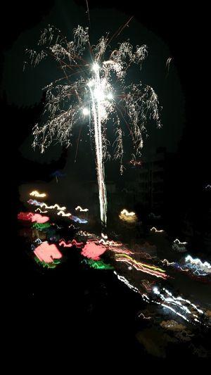 白鹿寺 除夕夜 Fire In The Sky Spring Festival