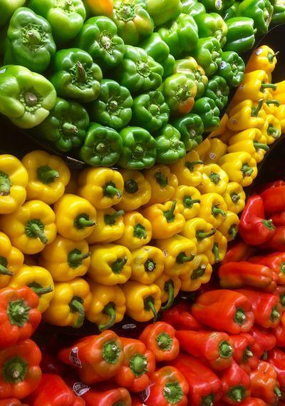 Pepper Tiers