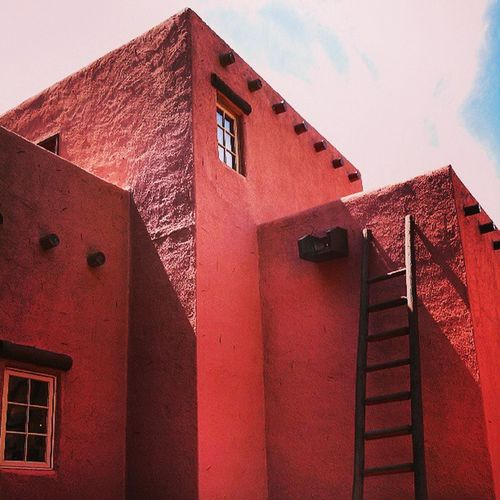 Pueblo at ManitouCliffDwellings , Manitou Springs, CO