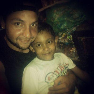 Mi bello sobrino :3 IkerSamuel