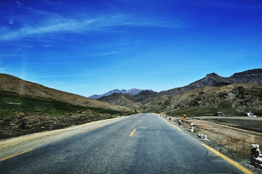 The KIOMI Collection Rock Formation Mountains Mountain View On The Road Roadtrip Driving Mountain_collection Mountains And Sky Landscape_photography Landscape_Collection Road Lines The Great Outdoors With Adobe - Morocco