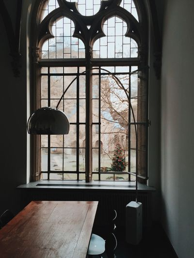 Window at home
