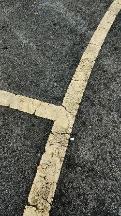 Road Asphalt Communication Guidance High Angle View Textured  Road Marking Street Detail Marking LINE Pedestrian Sign Architectural Design