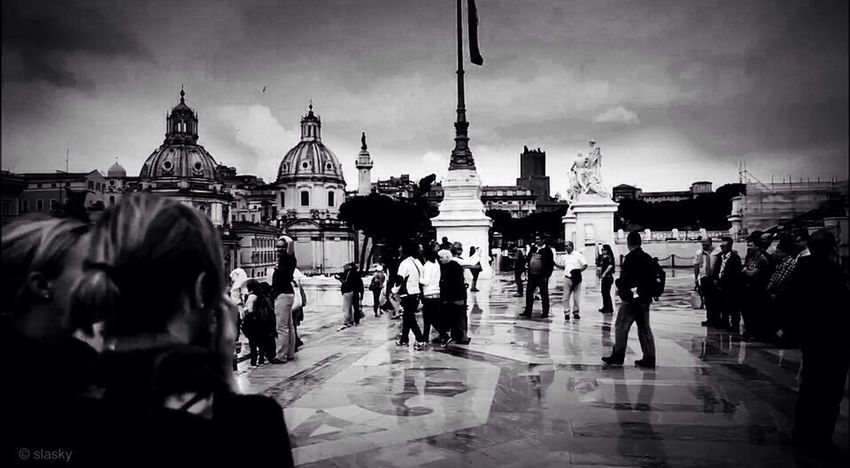 Blackandwhite Bw_collection Streetphotography Roma