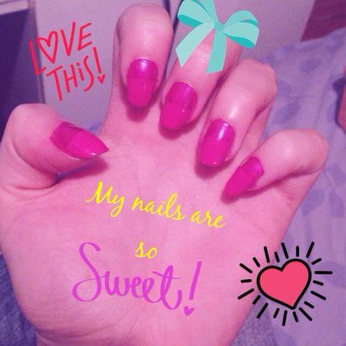 I Love My Nails <3