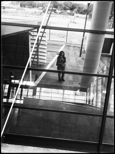 The Architect - 2016 EyeEm Awards Lines Reflection Teanostation IPhoneography Taking Photos Hello World Urbanphotography Suburban Check This Out