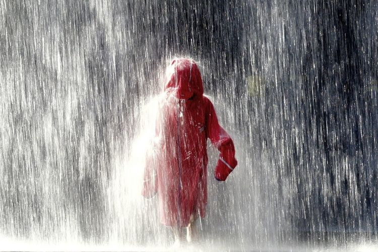 "This photo was taken some time ago. since I'm looking for the little girl that I could shoot. Unfortunately, no one knows. a search by the newspaper was unsuccsessful. I would like to give her the pic, ... but I am still looking to my ""little red riding hood"" My Favorite Photo Rain Rainy Days Raindrops Rainy Day Rain Drops Wet Red Child Girl Colors Colorful People Watching EyeEm Best Shots Up Close Street Photography EyeEm Best Shots - The Streets The Human Condition People Photography Children Streetphoto_color Enjoying Life Check This Out Weather Sunshine Market Reviewers' Top Picks"