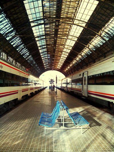 estación Portbou First Eyeem Photo