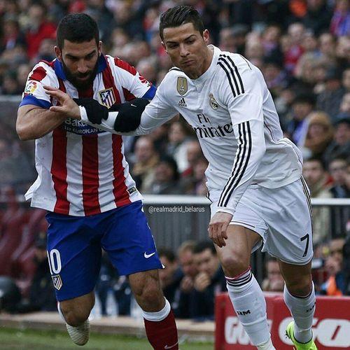 Atletico de Madrid 4:0 Real Madrid RealMadridfan Realmadrid Realmadridcf Realmadridclubdefutbol Halamadrid SPAIN Vicente Calderon