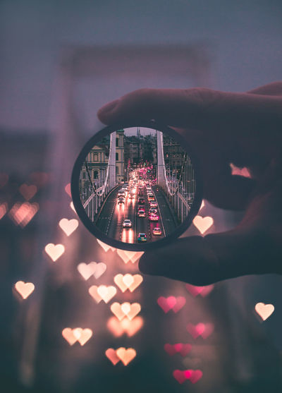 Adult Adults Only Close-up Heart Human Body Part Human Hand Illuminated Indoors  Leisure Activity Magic Men Night One Man Only One Person Only Men People Reflection Rethink Things