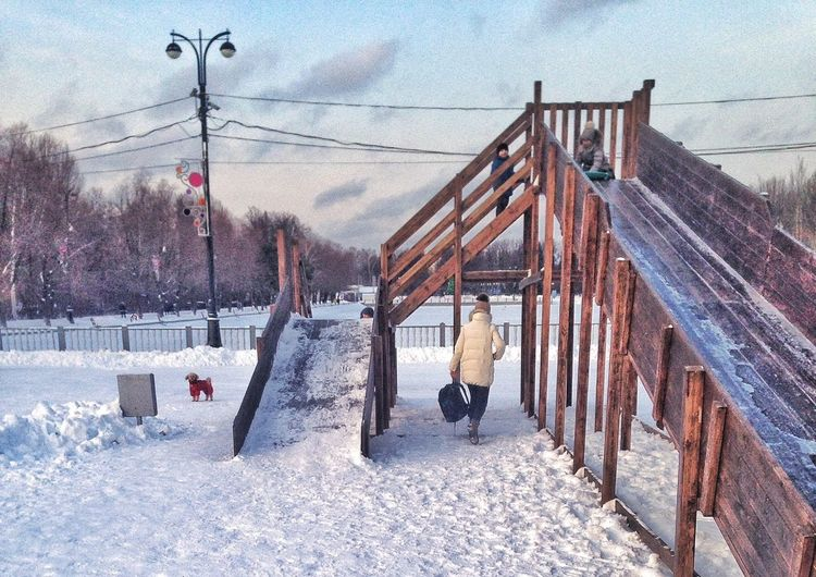 Горочки Wintertime Winter Girl First Eyeem Photo
