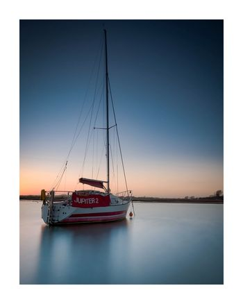 Nautical Vessel Transportation Mode Of Transport Water Outdoors No People Sky