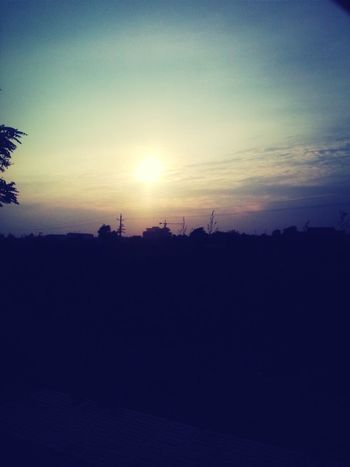 Beautiful day Hello World Taking Photos Sunset