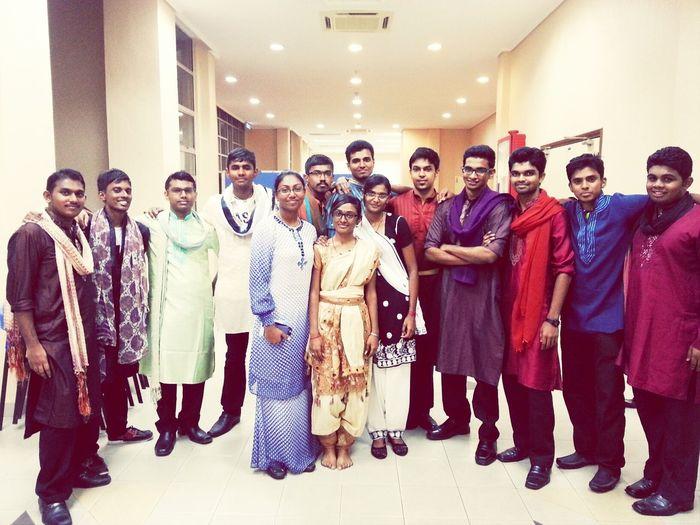 The Fabulous Merdeka-Raya Celebration Night! :D