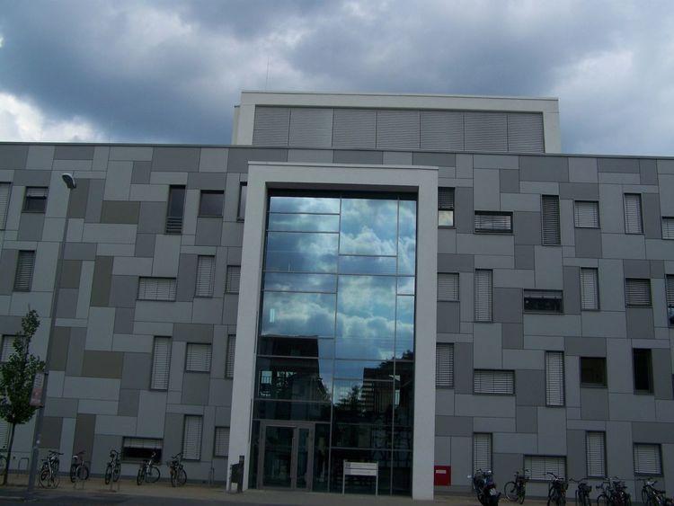 Architecture Architektura Building Budowla City Miasto Urban Design Kassel