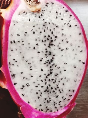 Dragonfruit AI Now! Pink Color Food And Drink Drink Smoothie Freshness Chia Seed Refreshment Food Stories