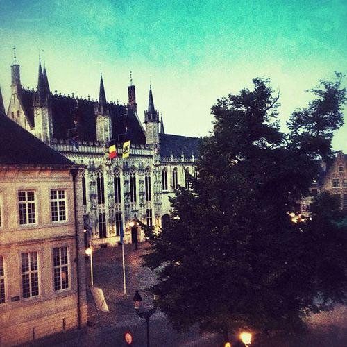 Good Morning Bruges. #viewfrommyroom Viewfrommyroom
