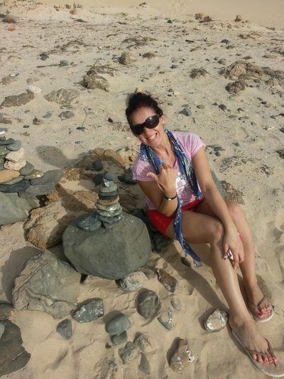 Enjoying Life Cheese! Hello World Urlaub ❤ Trawel Boa Vista Beach War Schön That's Me