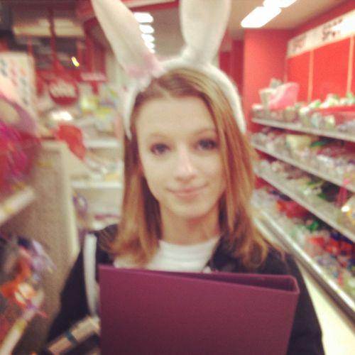Hi! bunny smiles :)