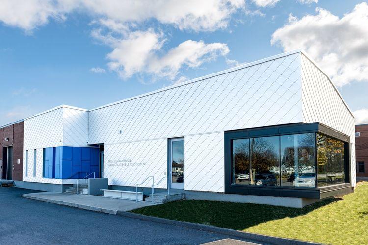 CFP de la Pointe-du-Lac - GR7 Architecture School Architecturephotography Architecture Architecture Building Exterior Built Structure Sky Day Cloud - Sky Outdoors