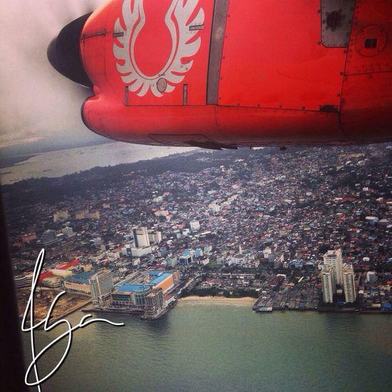 Latepost sepinggang fligt shoot Razhar Borneo INDONESIA
