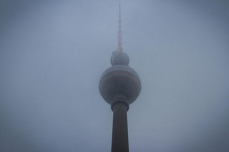 Fog on