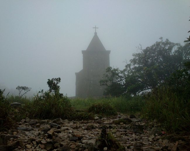 Bokor Mountain Bokor Mountain National Park Cambodia Catolic Church