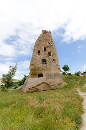 No People Rock Formation Rock Formations Cappadocia Cappadocia/Turkey Kapadokya