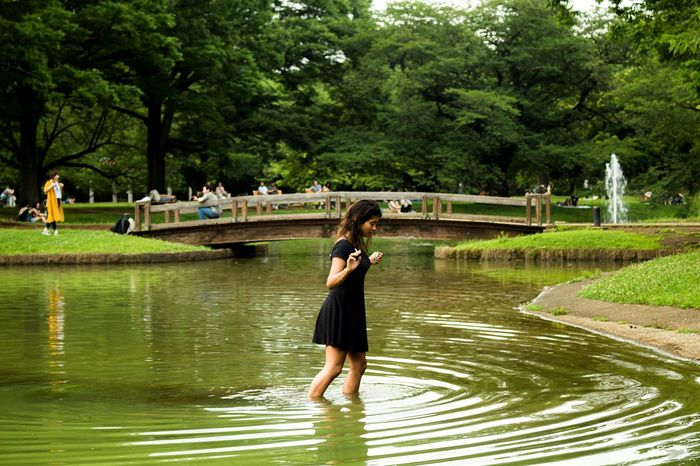 Yoyogi Park Travel Photography Travelblogger Wu_japan Tokyo_camera_club Tokyo Street Photography Park Life Japan_daytime_view 代々木 原宿 東京 Nature Harajuku Love_japan Love_asia Loves_japan Lake View Sunday Afternoon Relax Walking On Water Street Photography Leisure Time Mix Yourself A Good Time The Week On EyeEm