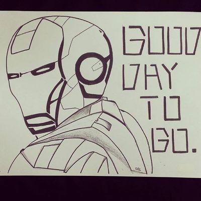 한글 그림 그림스타그램 Draw Drawing Illust Illustagram Illustration Pen 펜 Korean Marvel Avengers Ironman 마블 어벤져스 아이언맨
