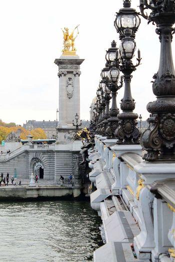 Paris Bridge View France