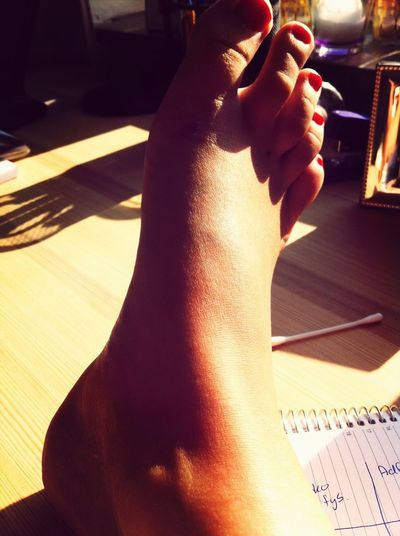 Sunny Toes