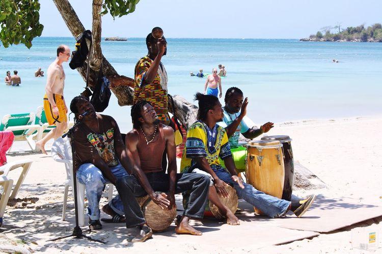 Music Beach Sea