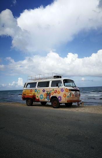 Rojus žemėje... Beach Mywall