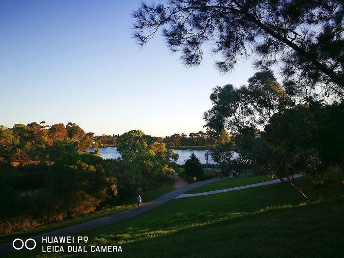 Mothernature Sunset Water Landscape