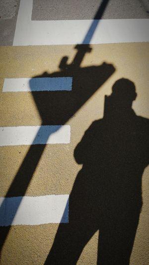福岡市 Streetphotography Shadow Roadside Taking Photos 早良区百道