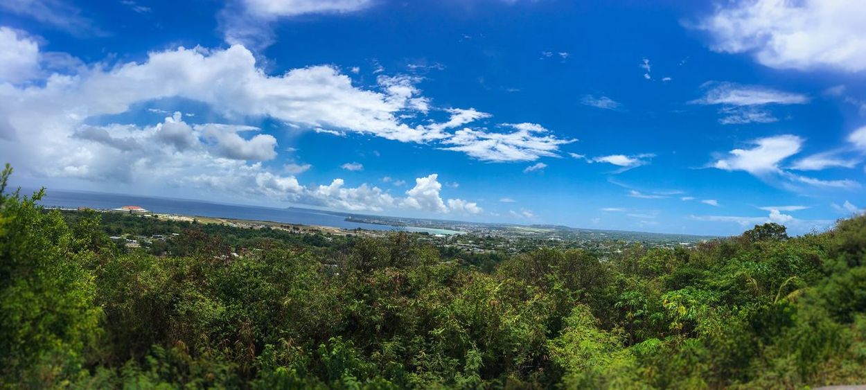 Travel Guam Check This Out Vacation Landscape The Great Outdoors - 2015 EyeEm Awards Nature Sky And Clouds Trees Green EyeEm Guam