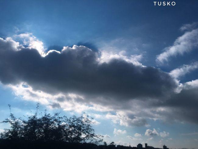 Cloud - Sky Big Cloud No Edit/no Filter Slovakia Martin Awesome No Edit Cloud