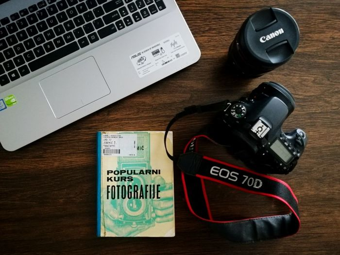 Canon70d Asus Education Photography