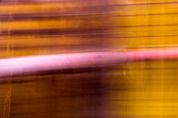 Trench very colorful Blurred Motion Motion Abstract Technology Multi Colored Pink Color Striped Creativity Industry Illuminated Connection Trench Industrial Iron Rusty Rust Steel Art Creative Crativity Design Textured  Wall Construction Site Colors My Best Photo 17.62°