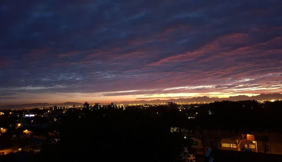 Sunrise Today Sky Cloud - Sky Dramatic Sky Mountain Range Moody Sky Scenics Dramatic Landscape